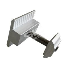 PV aluminum middle Clamps