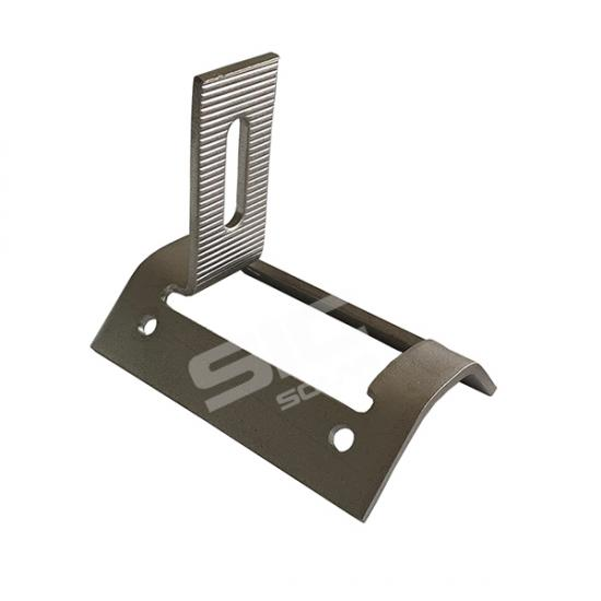 Metal roof solar pv mounting hook